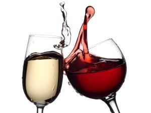 red-white-wine
